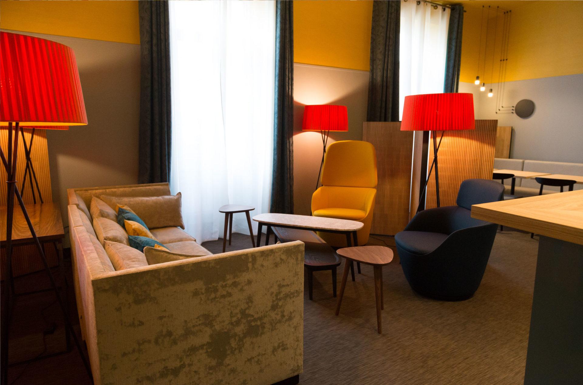 HOTEL DES SOURCES **** / POUGUES LES EAUX