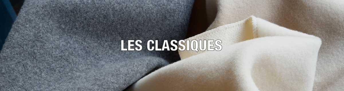 Tissus classiques